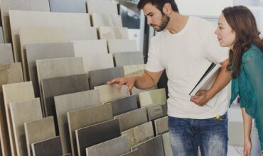 Tile in stock selection | Boyer's Floor Covering