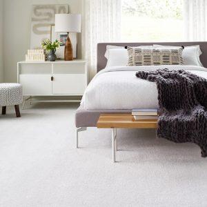 White interior of bedroom | Boyer's Floor Covering