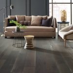 Sofa on Hardwood floor | Boyer's Floor Covering