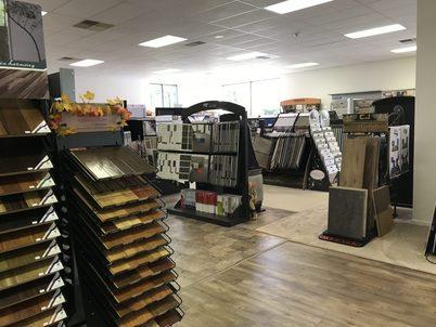 Flooring showroom | Boyer's Floor Covering