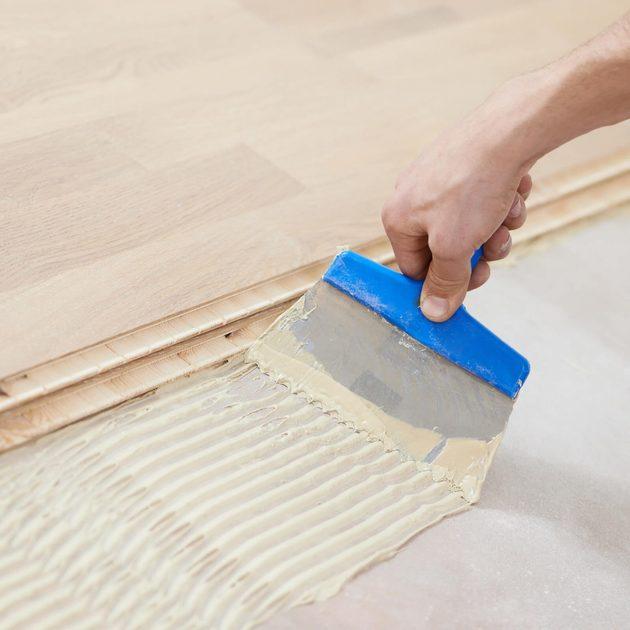 Gluedown for installation | Boyer's Floor Covering