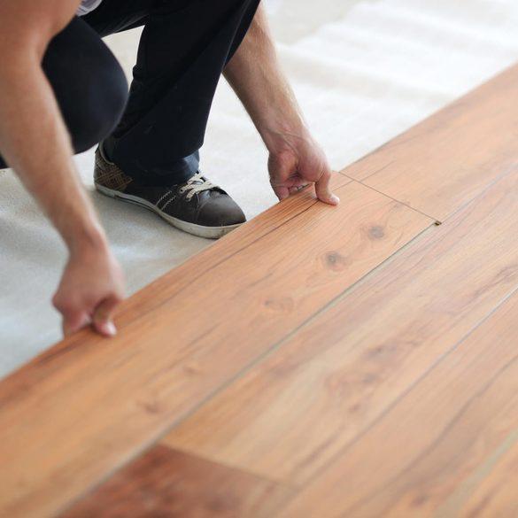 Laminate installation | Boyer's Floor Covering