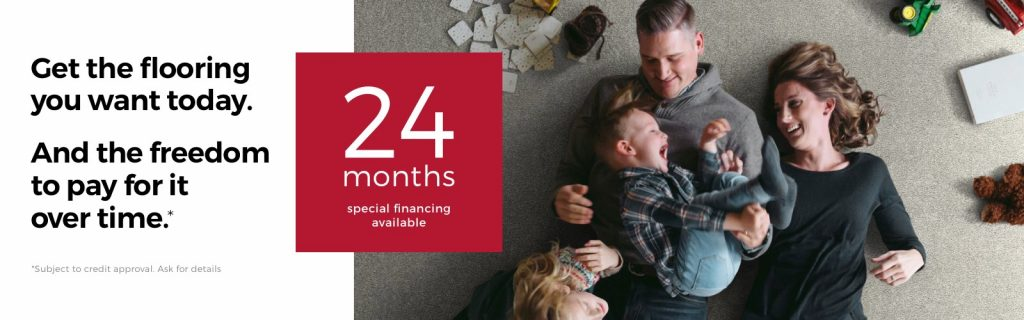 24 month no interest financing | Boyer's Floor Covering