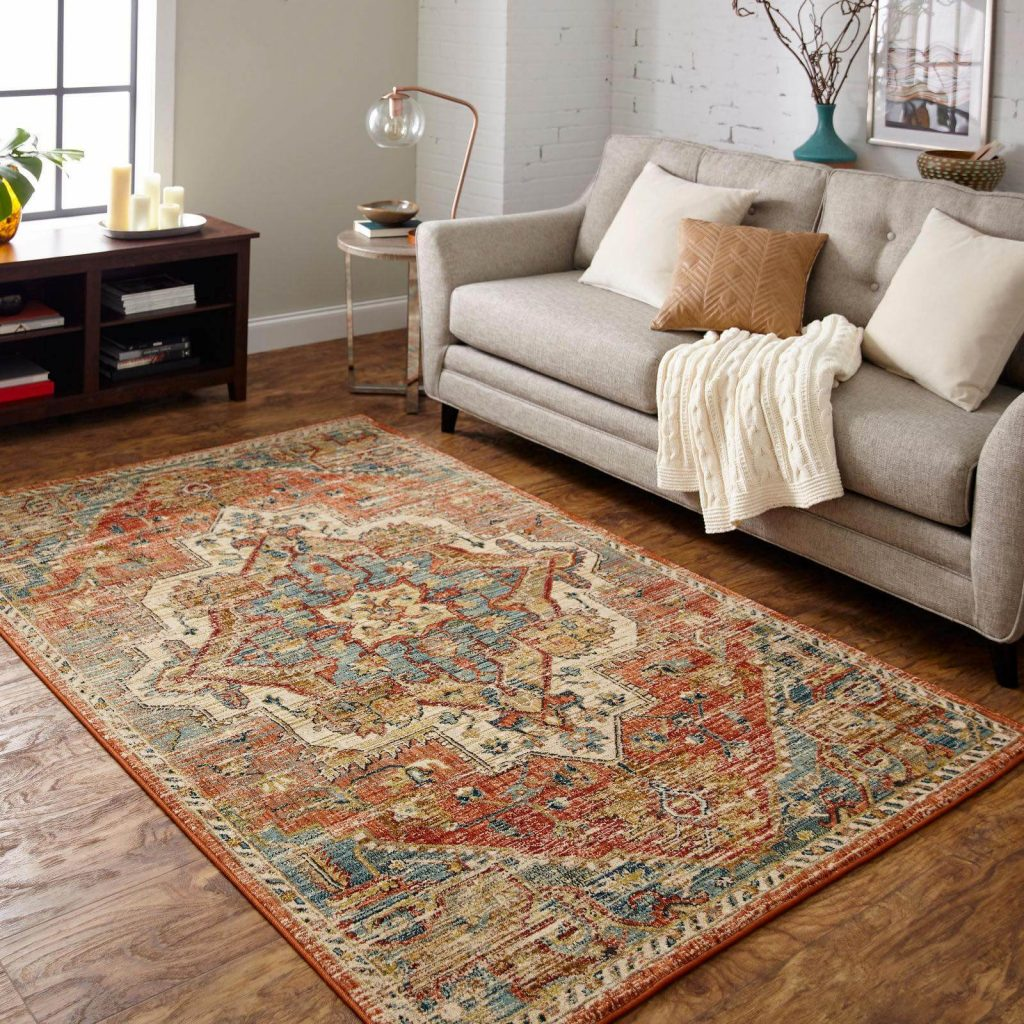 How to Select a Rug for Your Living Area | Boyer's Floor Covering