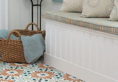 Islander Tile design | Boyer's Floor Covering