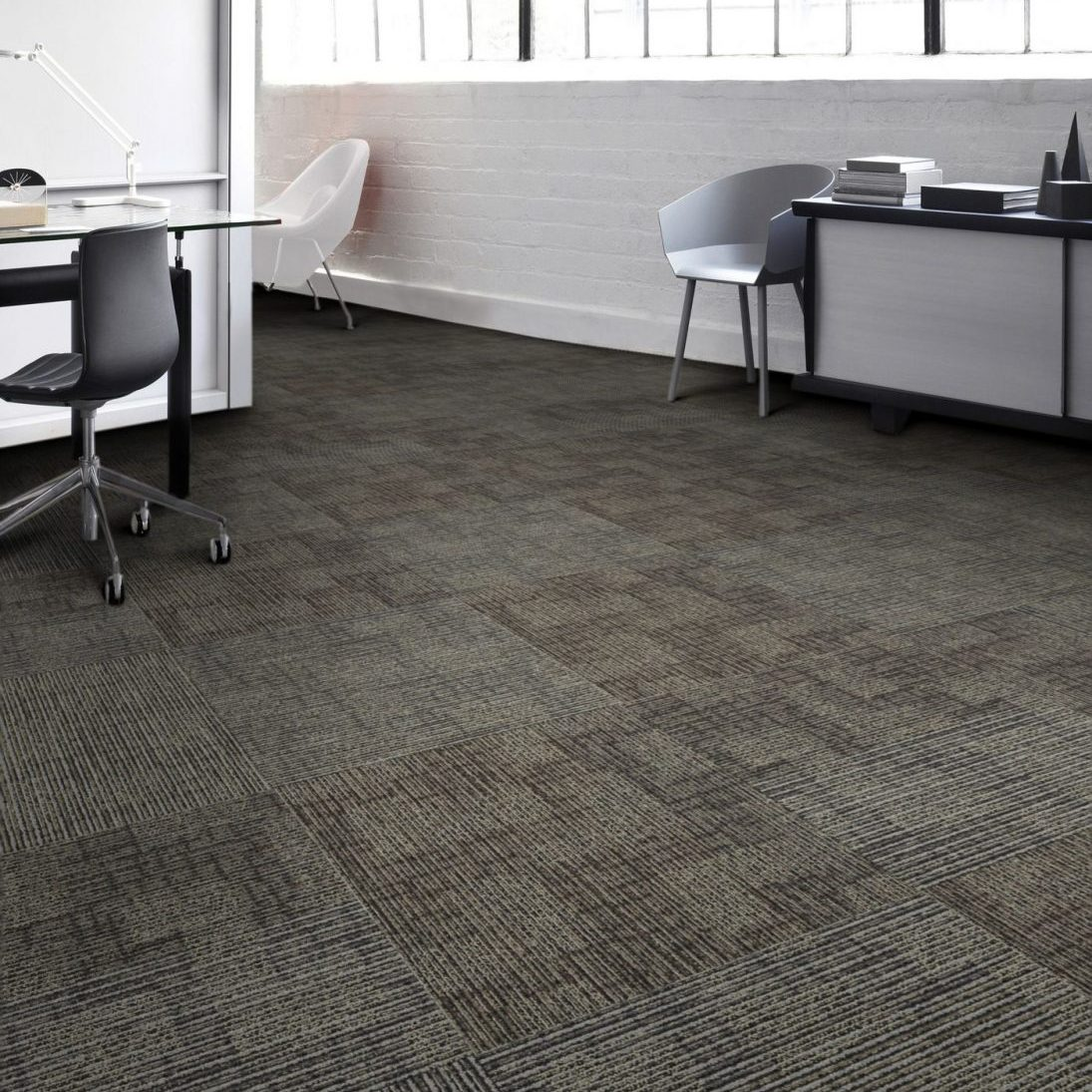 carpet tile in office